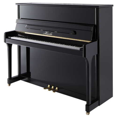 h-124-black-polish Haessler piano