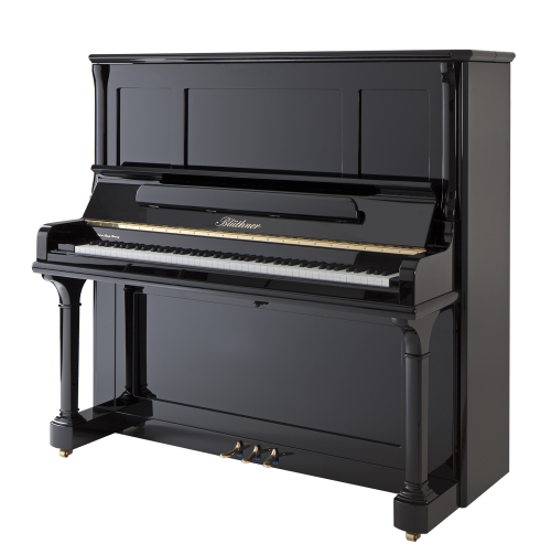 Blüthner Model S Upright Piano