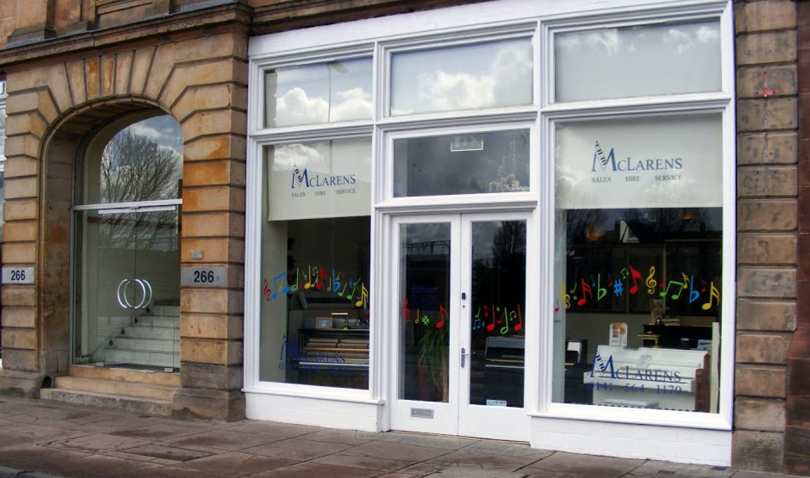mclarens piano shop glasgow scotland piano sales tuning removals hire. Black Bedroom Furniture Sets. Home Design Ideas