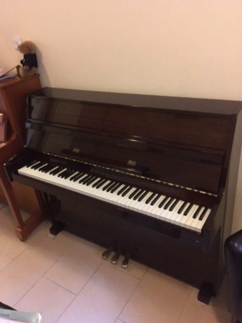 Young Chang Mahogany Piano