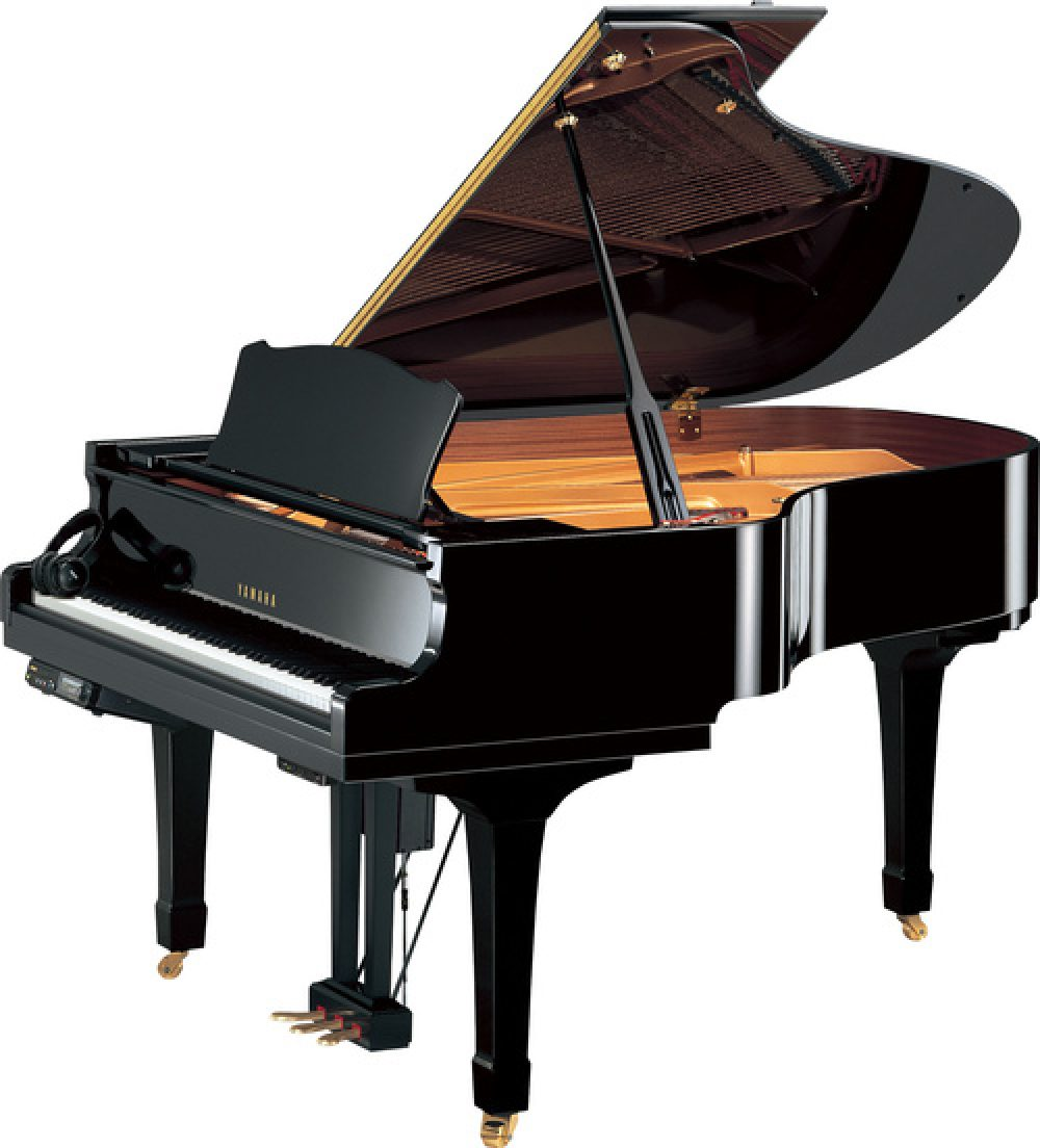 Full Yamaha Disklavier range available to order.