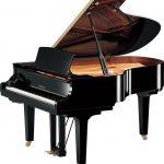 Yamaha c3xsh2 piano