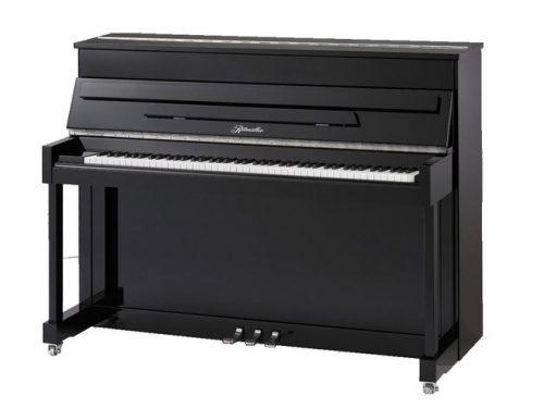 Ritmuller piano rc110-comfort-110-black