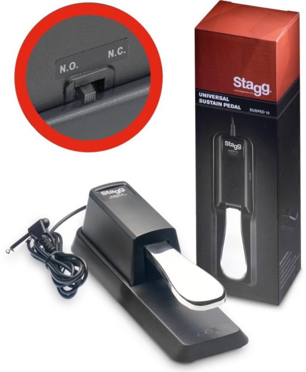 Stagg Sustain Pedal SUSPED 10