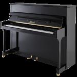 h-115-black-polish Haessler Piano