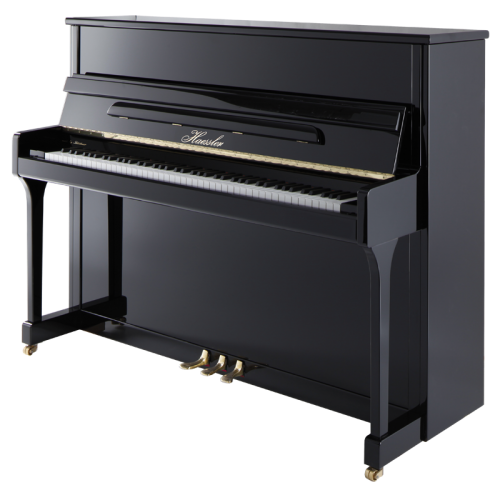 haessler -118-black-polish Piano