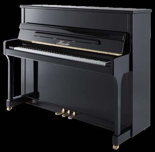 haessler -118-black-polish Piano
