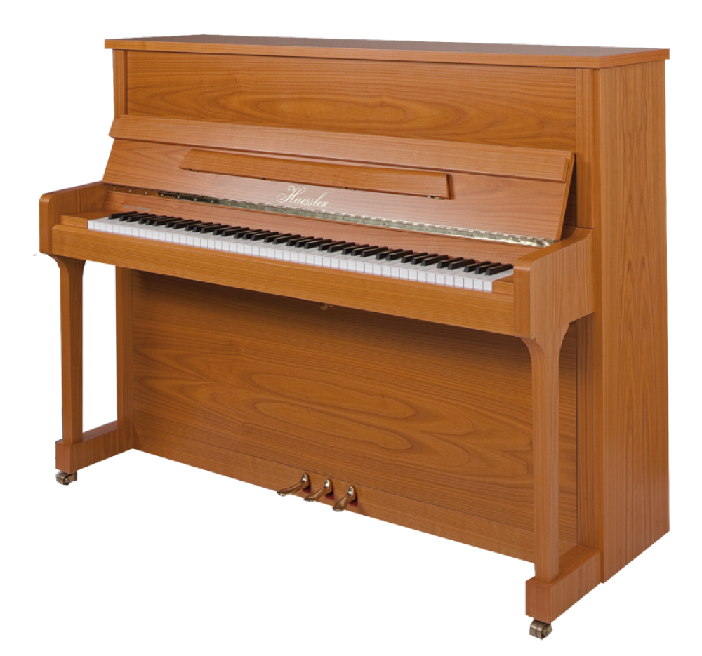 h-118-cherry-satin Haessler pianoh-118-cherry-satin Haessler piano