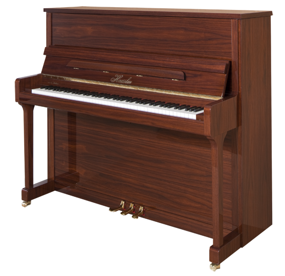 h-118-walnut-polish Haessler piano