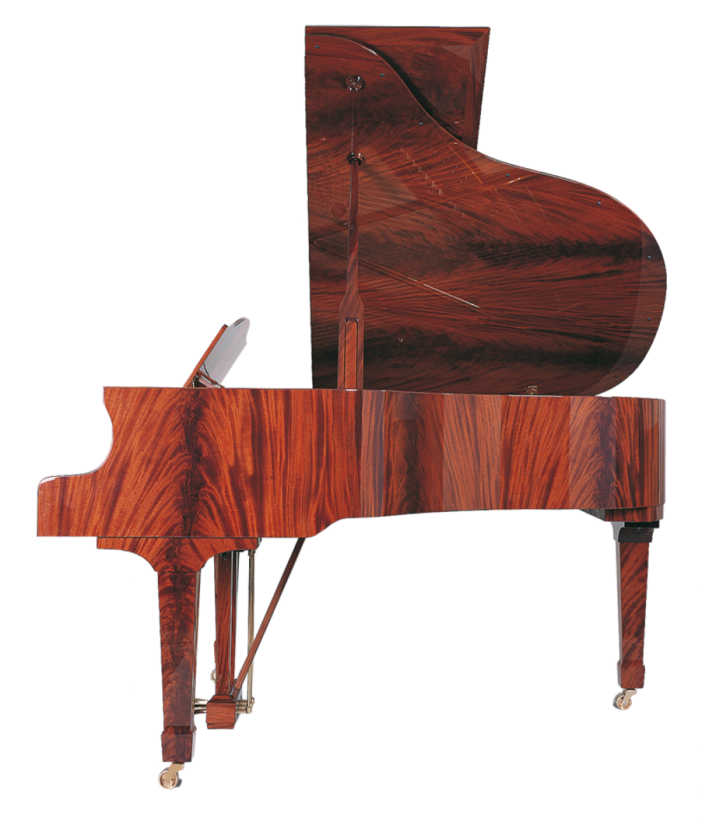 h-175-pyramid-mahogany-side Haessler grand piano