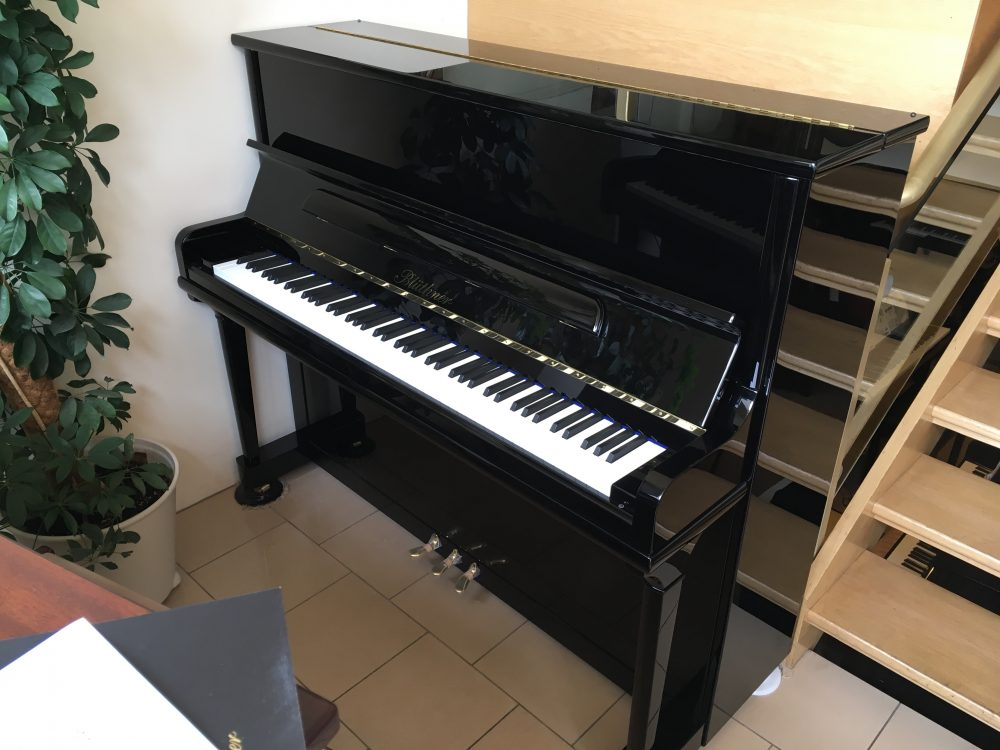 Bluthner Model A Upright Piano