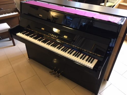 Yamaha C110 Upright Piano