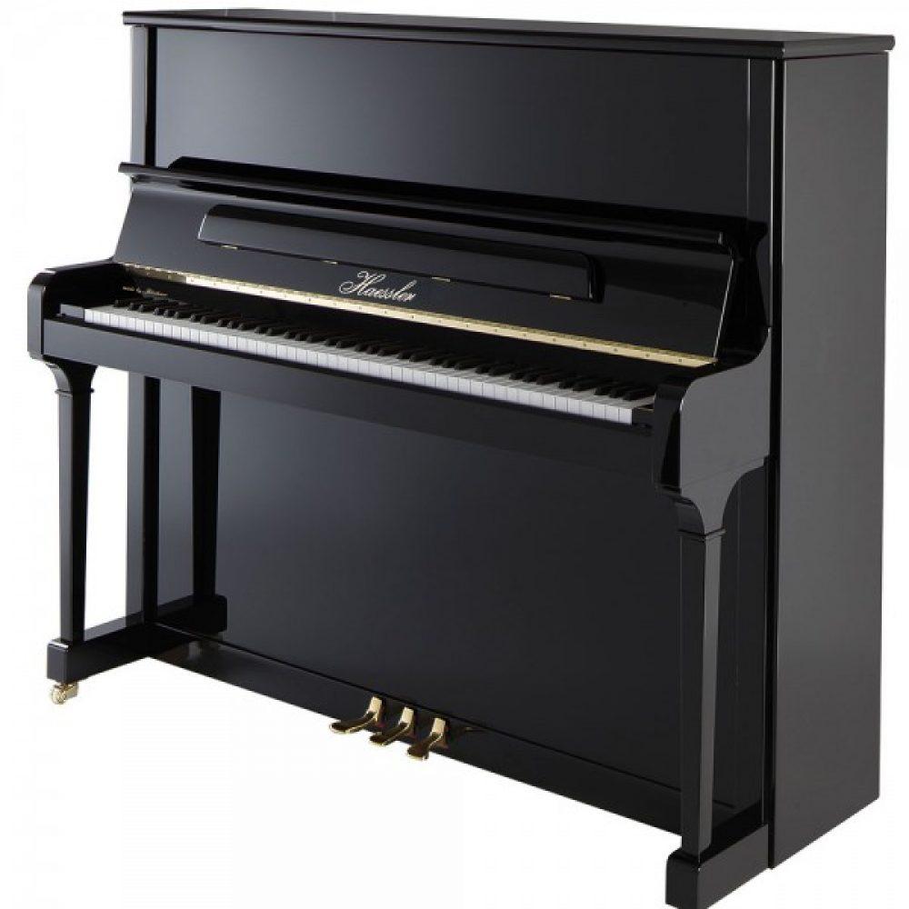 k-132-black-polish-600x60 Haessler upright piano