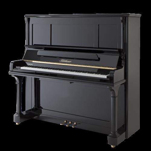 Blüthner Model S Upright Piano
