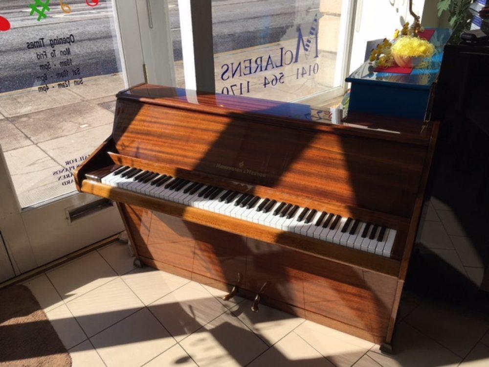 Monington & Weston Upright Piano