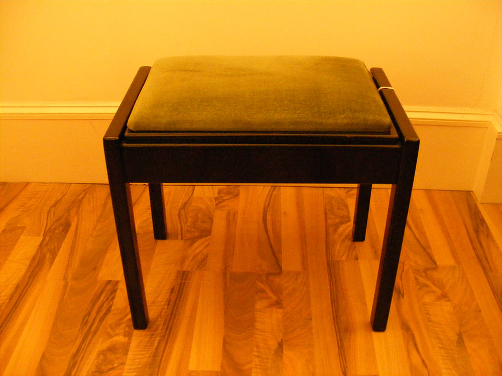 Dean Watts (ex. John Austin) Box Piano Stool