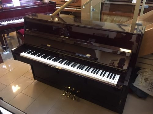 Waldstein Mahogany Upright Piano