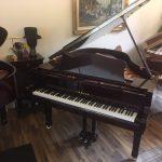 Yamaha C2 Grand Piano Mahogany