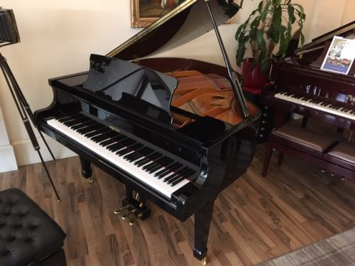 Bentley 148 grand piano