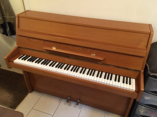 Chappell Upright Piano
