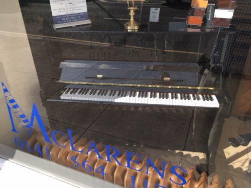 Brodmann 121 piano