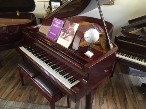 Petrof 173 Grand Piano