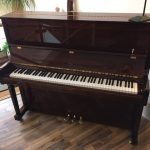 Bohemia 125 Burr Walnut Piano