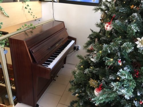 Gerh. Steinberg Upright Piano