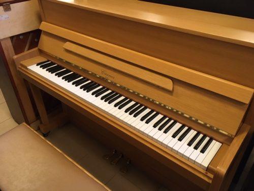Cranes Beech Piano