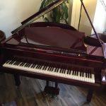 Sojin DG1 Mahogany Grand Piano