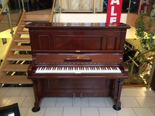 Steinway Model R Piano