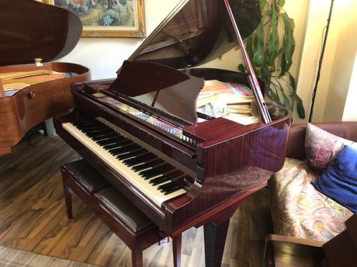 Kawai RX1 Mahogany grand piano