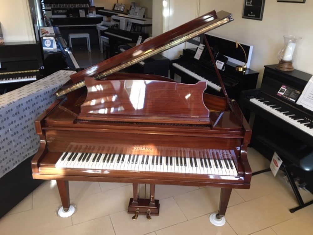Ritzmar baby grand piano
