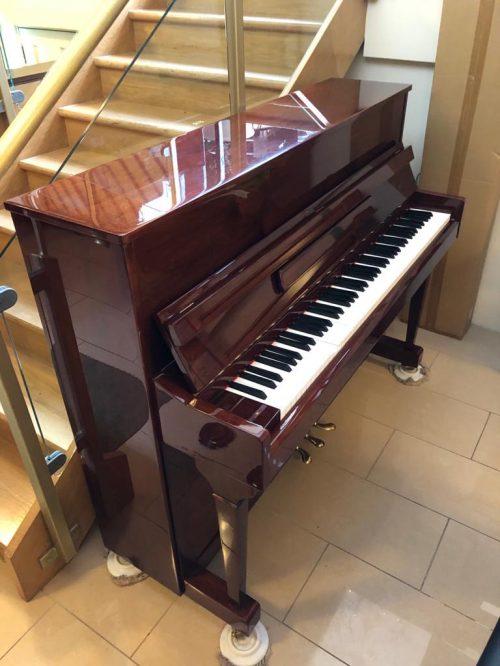 Carl Eden Upright Piano
