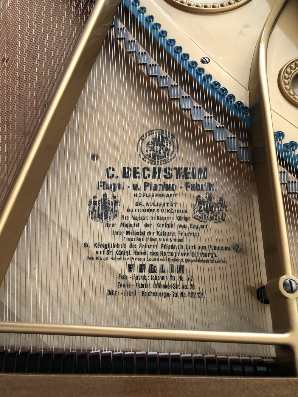 C.Bechstein Grand